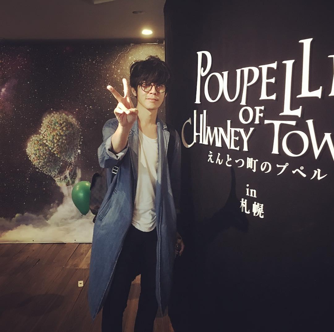 えんとつ町のプペル展in札幌 アートワーク02
